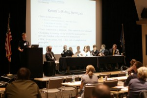 Jason Brayley, MD Presents as part of the 2011 Medicine of Cycling Concussion Panel discussion
