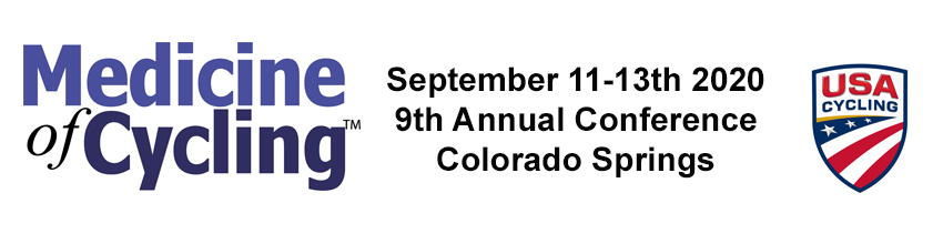 2020 MEDICINE OF CYCLING CONFERENCE. Click here to register.
